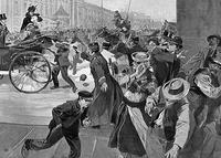 Pieter II assassination