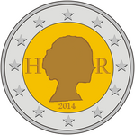 2 euros 2014