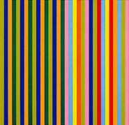Striped Composition No. 3