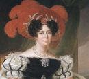 Princess Helena of Brunant (1784-1821)