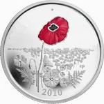 20 Euros 2010 poppy