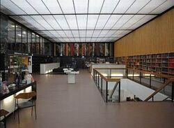 Grijzestad University library