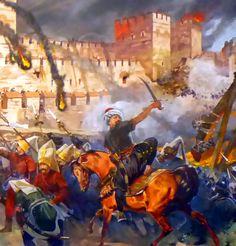 1407 Siege Of Middleton Country Wiki Fandom Powered By Wikia