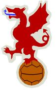 Brunant national team logo 1958-1968