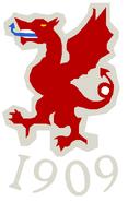 Brunant national team logo 1968-1978