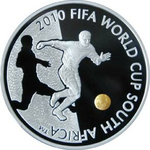 10 Euro World Cup 2010