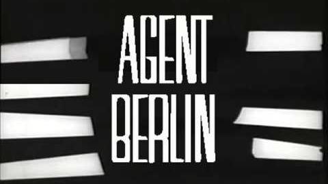 Agent Berlin intro