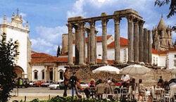 Byzantine ruins at Niesburg