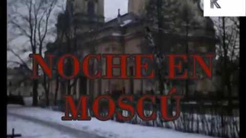 Noche en Moscu