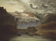 Barren Landscape in Canada