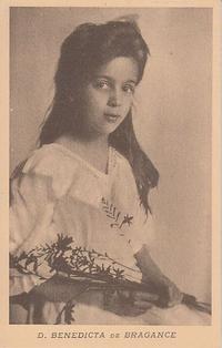 Princess Maria Benedita c. 1906