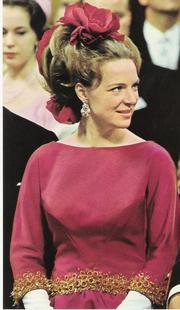 Aleksandra in 1969