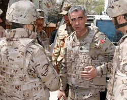 Crown Prince Anthony in Afghanistan