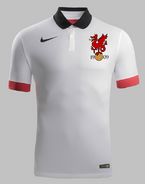 Brunant 2018 away shirt