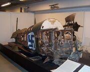 German plane wreck