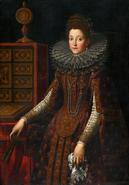 Francesca de' Medici 1609