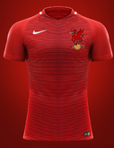 Brunant 2018 home shirt