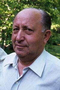 John Barker 1974
