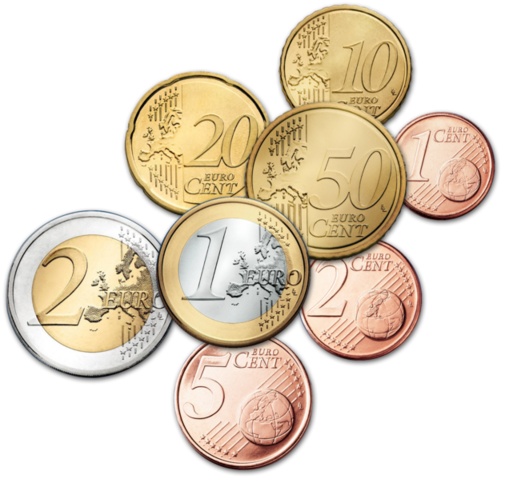 File:Euro coins.png