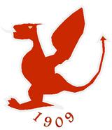 Brunant national team logo 1930s-1940s