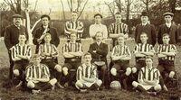 St. Marks Koningstad 1912 team