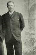 King Johan II in the 20s