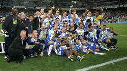 Dortmund SFC celebration