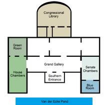 Koningsberg Palace floor plan