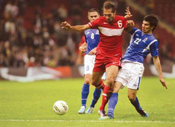 Brunant vs South Korea 2000