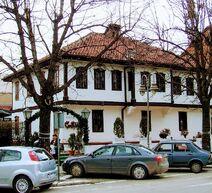 Ottomaanse Café Building
