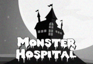 Monster Hospital title card