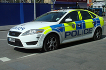 Ford Mondeo police