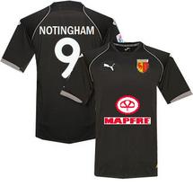 FC Donderar home shirt