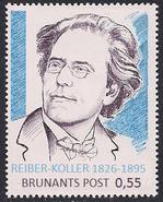 Anton Reiber-Koller stamp