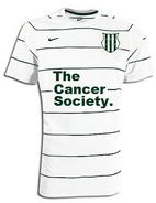 St. Marks Koningstad 2015 away shirt