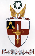 Cape Cross Military Institute arms