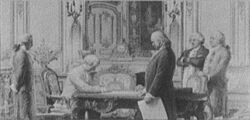 Treaty of Vianne-Lesgordes