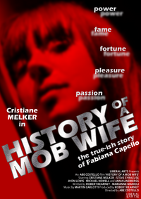 History of a Mob Wife poster