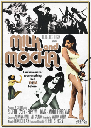 Milk and Mocha