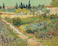 Mrs. Wilmer's Garden