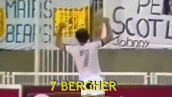 Bergher goal 1978