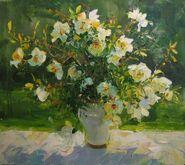 Vase of Flowers No. 4