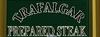Trafalgar Steak logo