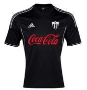Grijzestad Strijders 2015 home shirt