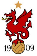 Brunant national team logo 1980-1984