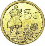 5 euros 2014