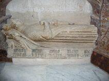 Juan II of Barzona tomb