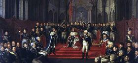 Coronation of Ambroos at Koningstad
