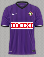 Mediterranean FC 2015 shirt