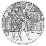 10 Euro Grijzestad Palace 500 yrs